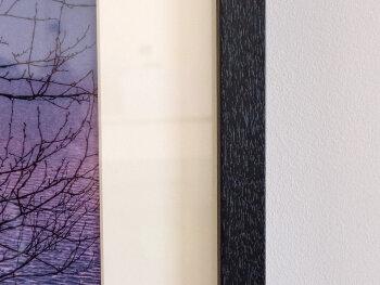 black timber texture