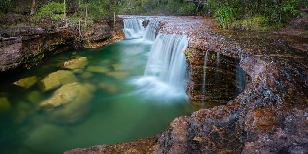 Eliot Falls, Cape York