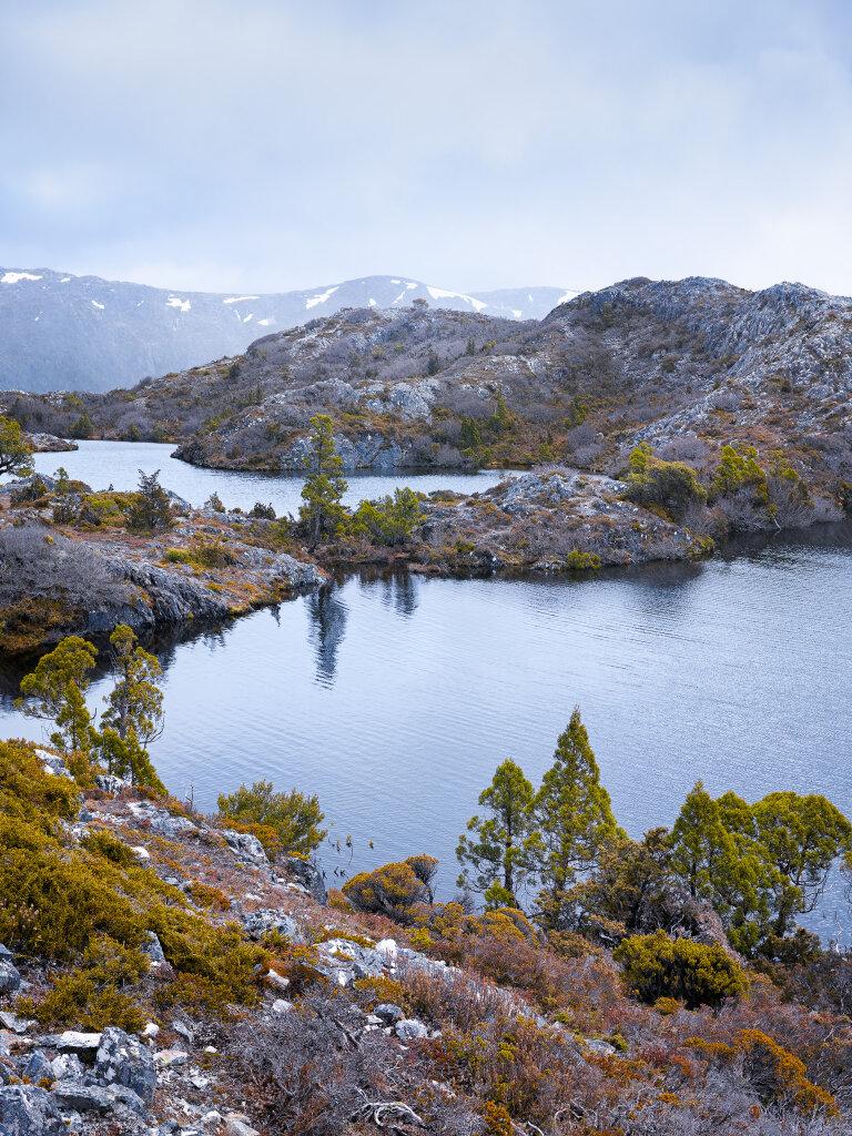 Twisted Lakes, Tasmania