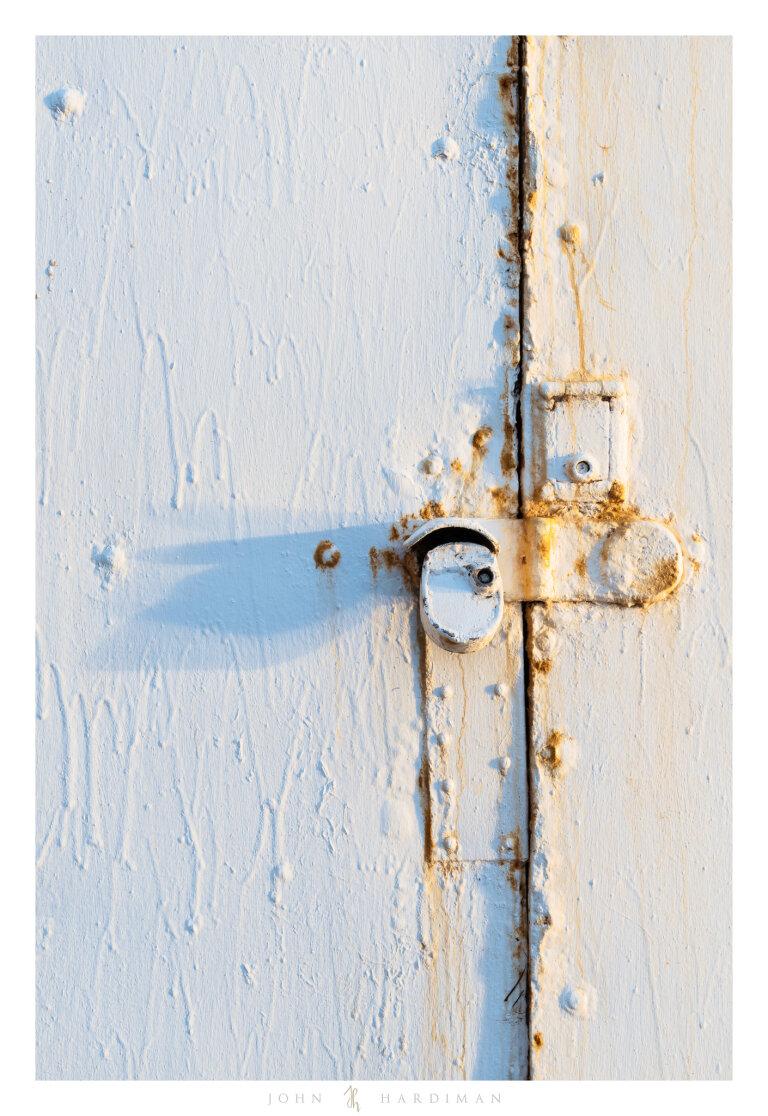 Locked Door, Werribee, Victoria