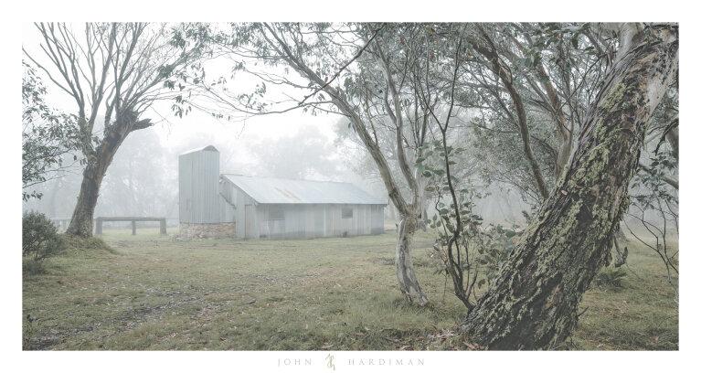 Lovicks Hut, Victorian High Country